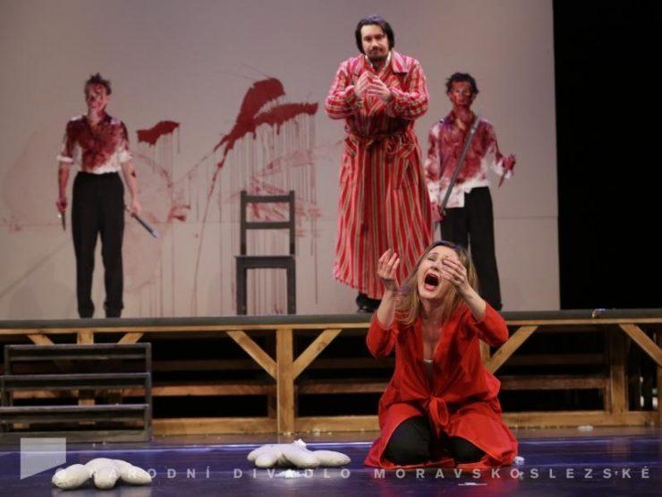 Macbeth, NDM, Foto: Radovan Šťastný