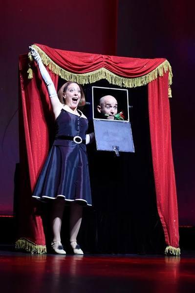 Strange Comedy, Kanada, USA (zdroj: festival Cirkul'art)
