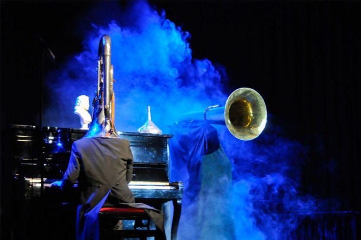 Gogol & Mäx: Cirkus & humor in concert, Nemecko (zdroj: festival Cirkul'art)