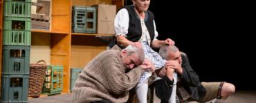 Miloš Nikolič: Kováči (Divadelný súbor Jána Chalupku Brezno) Foto: Braňo Konečný