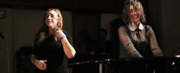 Samson (účinkujú a tvoria: Veronika Pavelková a Lýdia Petrušová)