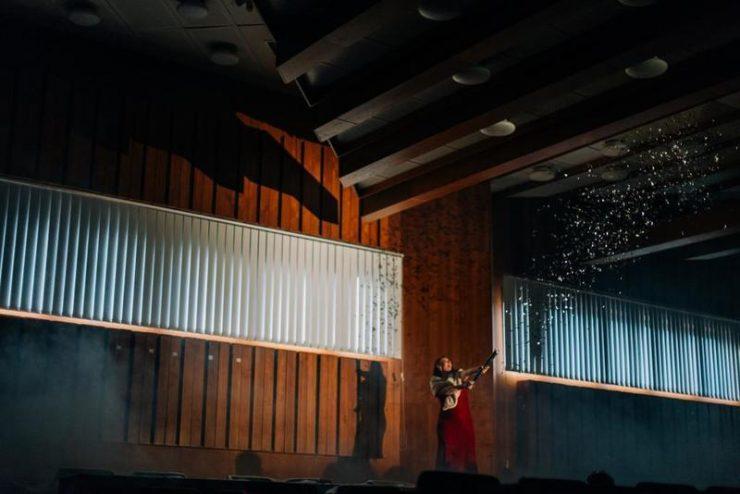 Zvuk auly, Foto Marek Jancuch