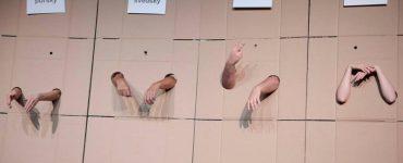 Nowy Teatr: Jedno gesto (foto C. Bachratý)