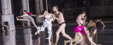 Boris Charmatz / Musée de la danse: 10000 Gestures | Photo: Tristram Kenton