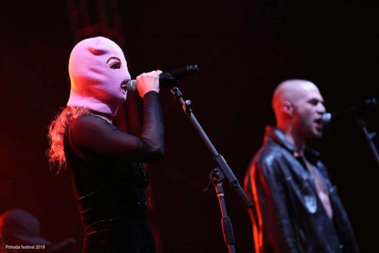 Pussy Riot: Riot Days (foto: Martin Schopinski)
