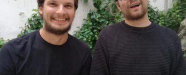 Ivo Dobrovodský, Andrej Kabal foto MLOKi