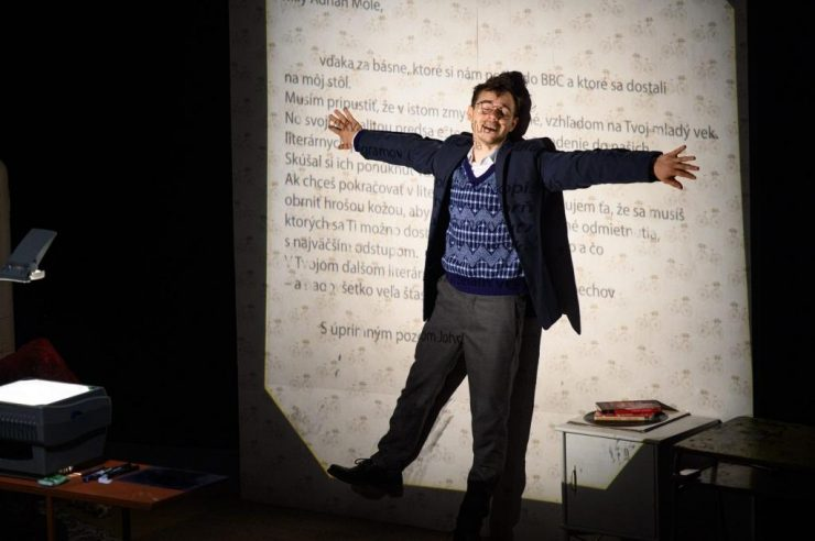 Tajný denník Adriana Mola (foto: Martin Čižmárik)