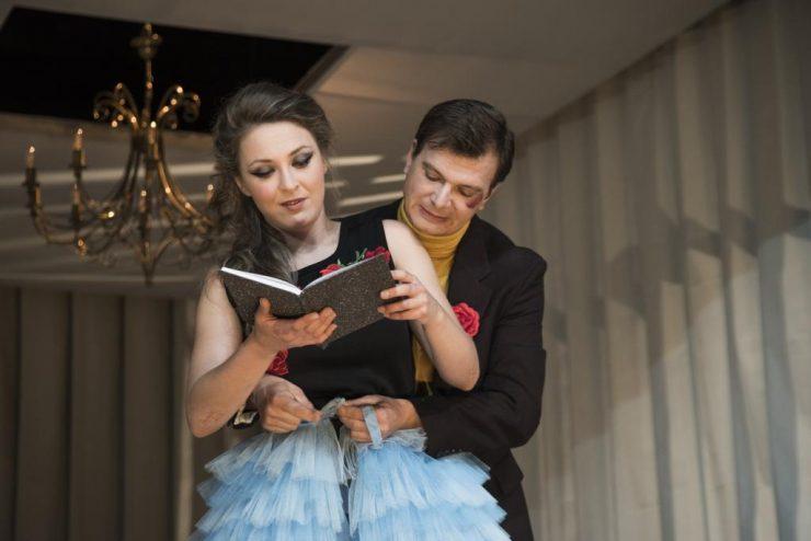 Klicperovo divadlo: Fernando Krapp mi napsal dopis (foto J. Prokop)