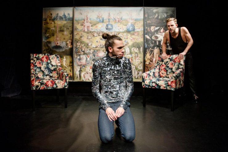 Divadlo Stoka: Katastrofa (foto R. Tappert)