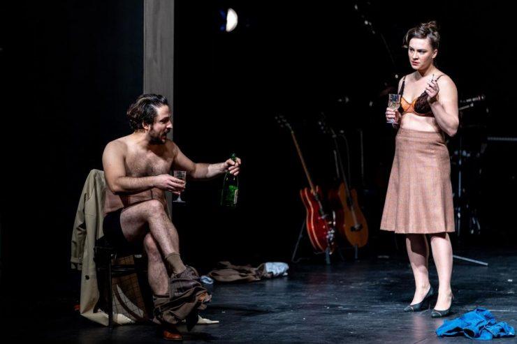 Maxim Gorki Theater: Noc v Lisabonu (foto KIVA)