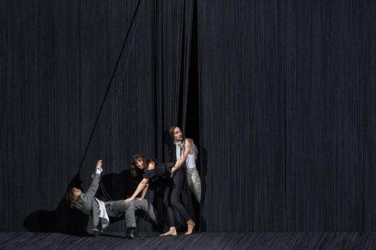 Deutsches Theater Berlin: Misantrop (foto KIVA)