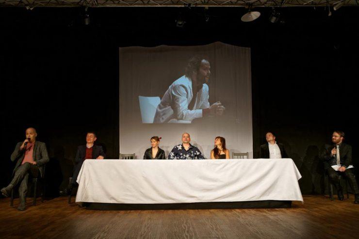 Béla Pintér and Company: Jubilee Talks (foto C. Mészáros)