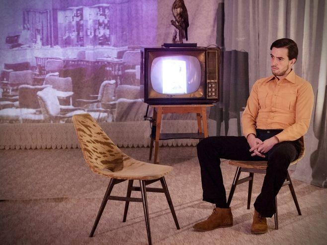 Kristóf Kelemen: Observers (foto C. Kriszta)