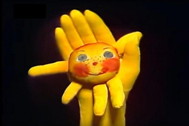 Slniečko na rukavičke (foto zdroj RTVS)