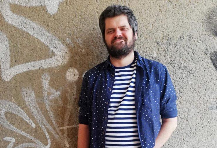 Miro Zwiefelhofer (foto: archív autora)