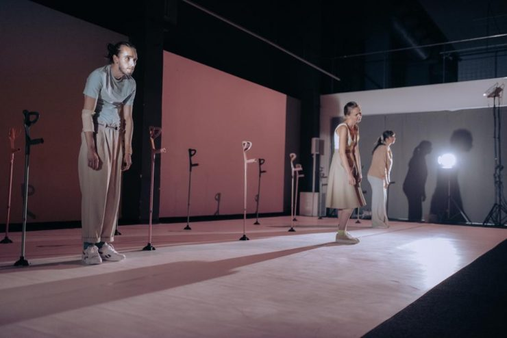 Divadlo NUDE: Pasáž 5 (foto N. Pacherová)
