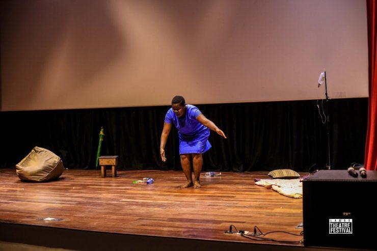 Lagos Theatre Festival (foto archív festivalu)