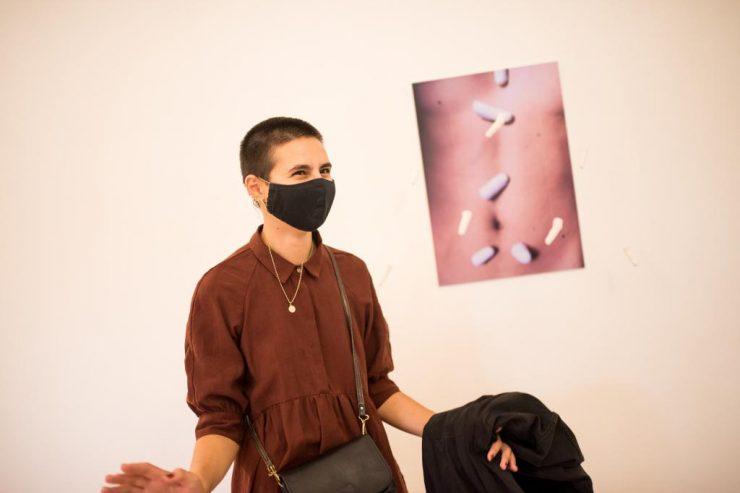 kolektívna výstava Pekné kúsky (foto N. Pacherová)