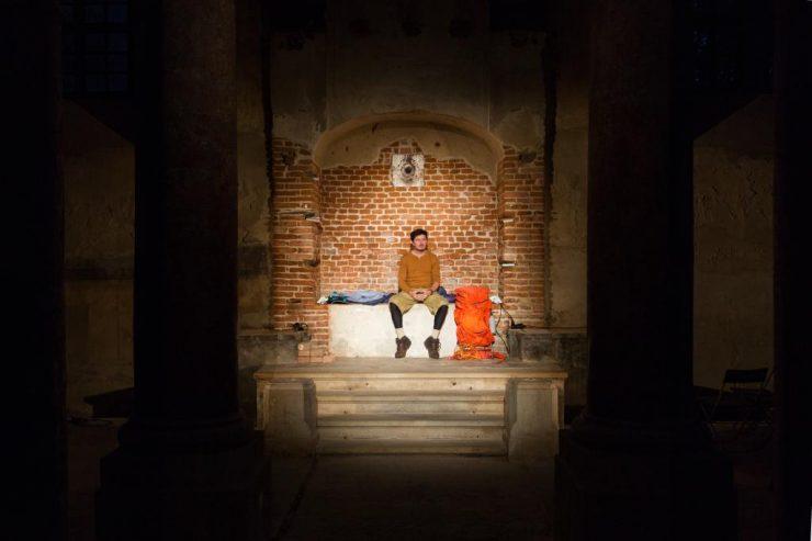 Divadlo DPM: Útek od divočiny (foto M. Vasiľ)
