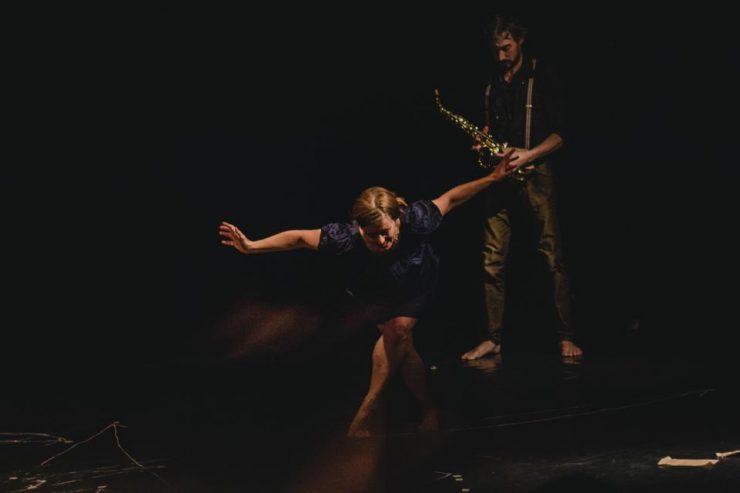 geste-action (foto archív festivalu Kiosk)