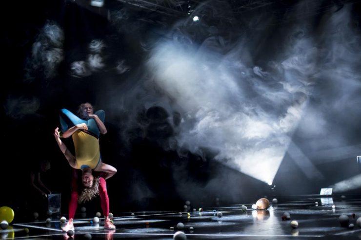Tanec a fyzika (foto V. Brtnický)