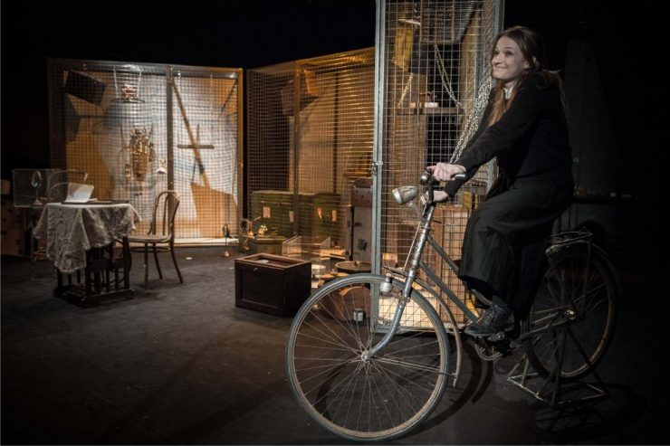 Dziennik Anne Frank (foto G. Gajos)