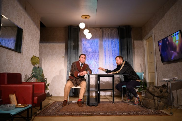 SKD Martin: Pán Biedermann a podpaľači (foto B. Konečný)