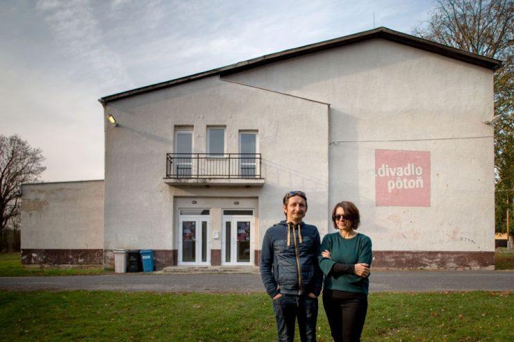 Iveta Ditte Jurčová a Michal Ditte (foto T. Benedikovič)
