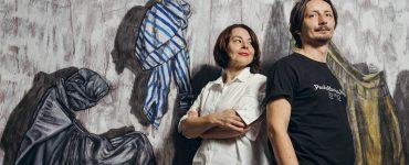 Iveta Ditte Jurčová a Michal Ditte (foto Z. Spodniaková)