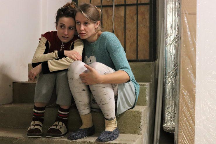 Divadlo na cucky: Psi malých ras (foto K. Sigmundová)