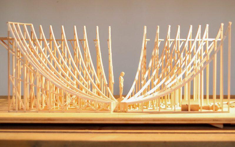 Sphéra - návrh (foto L. Bouflet)