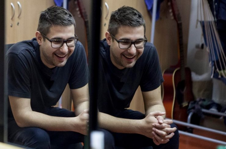 Ivan Buraj (foto L. Horký/Divadelní Flora)