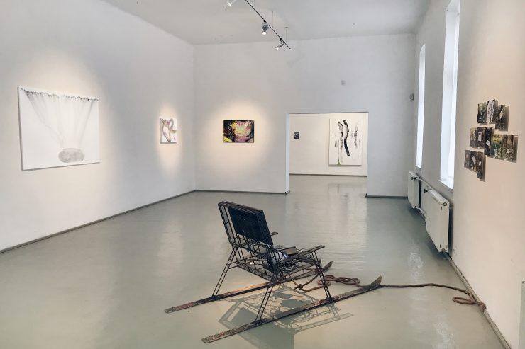 výstava Pavillon des Cèdres (foto Juraj Poliak)
