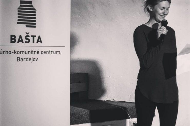 Veronika Pachová (foto T. Straka)