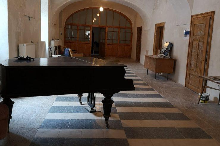 Kultúrno-kreatívne centrum Kláštor Rožňava (foto M. Adamov)