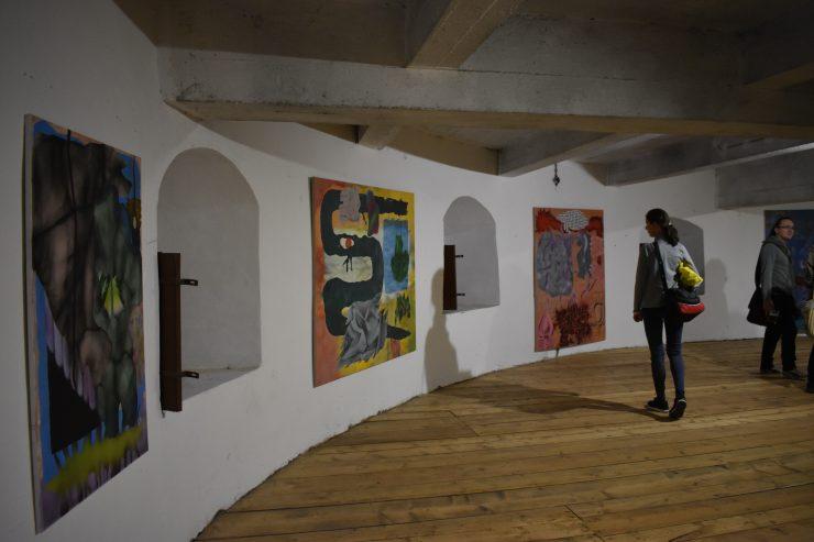 Výstava (foto V. Pachová)