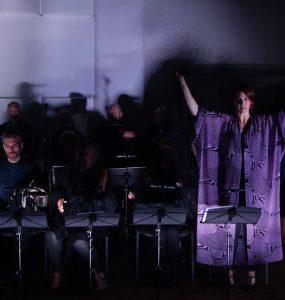 Peter Mazalán: Dekameron / Silent Generation (foto R. Dranga)