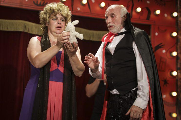 Teatro Tatro: Kabaret (foto Ctibor Bachratý)