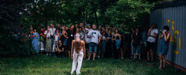 M. Budzáková: Anthropos Anthem (foto M. Jančúch)