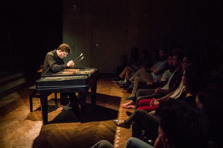 Malý Berlín: koncert Daniel Skála (foto P. K. Adamková)