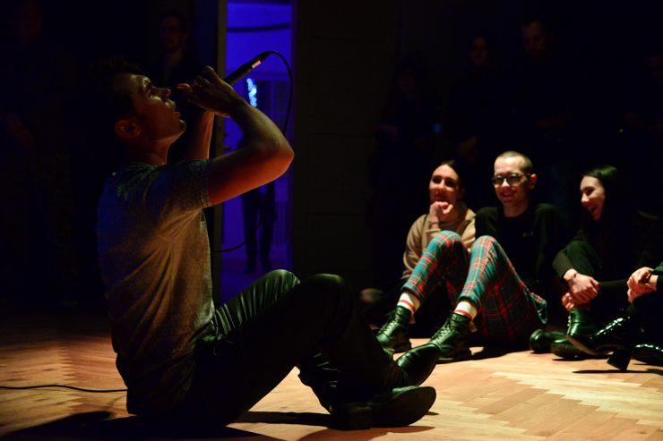 Malý Berlín: koncert Hello Moth (foto D. Chrzanová)