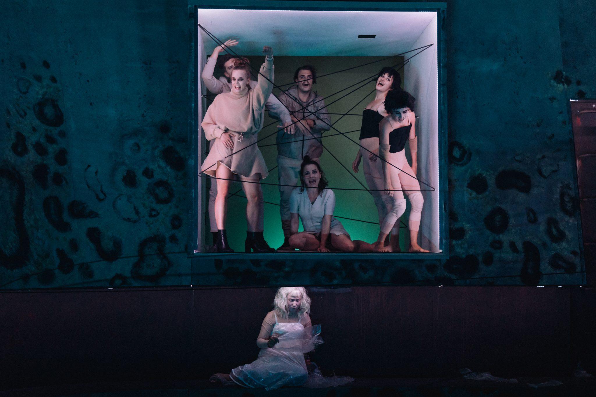 Divadlo Aréna: Lazarus (foto archív Divadla Aréna)