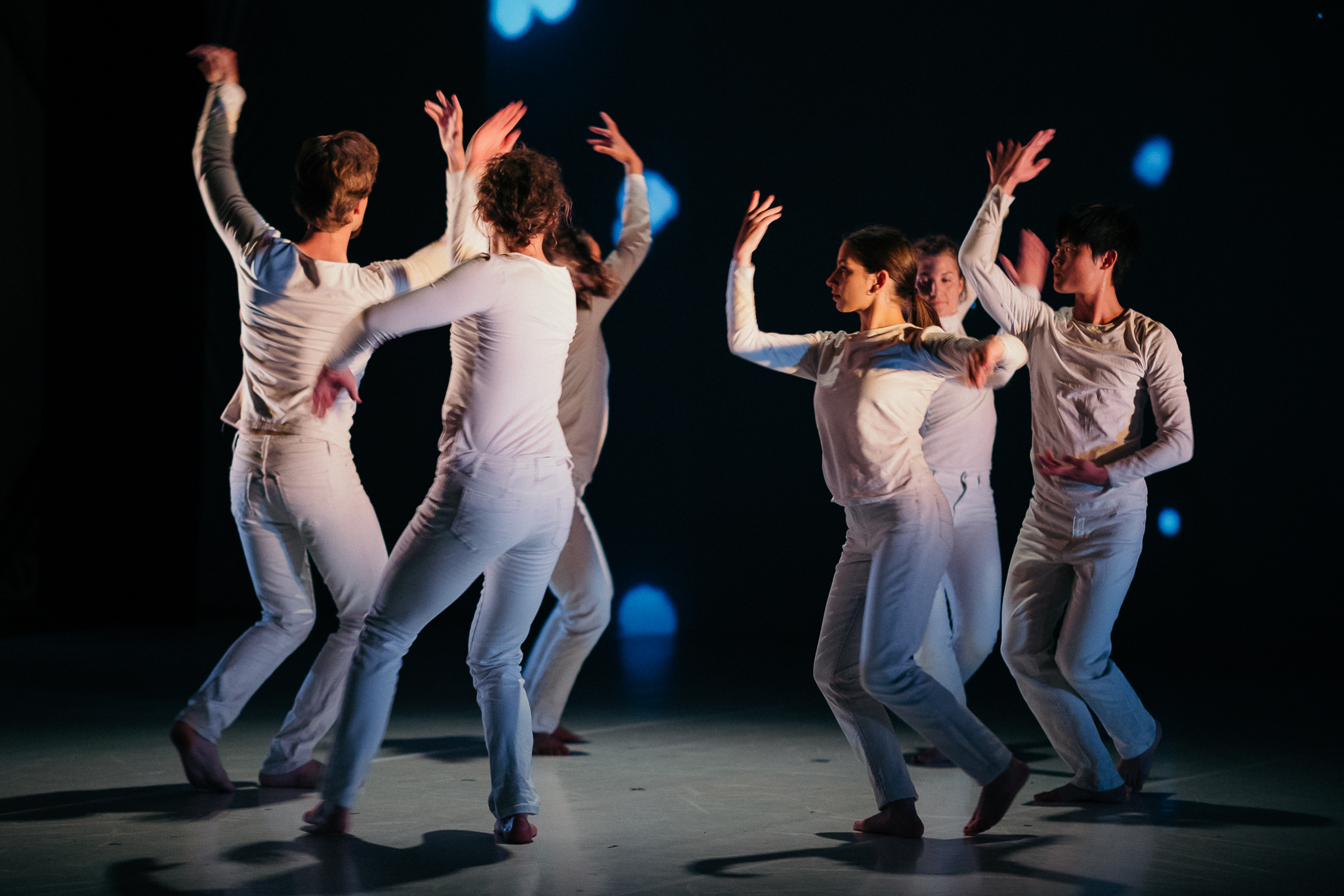 Divadlo Štúdio Tanca: Spaces (foto V. Veverka)