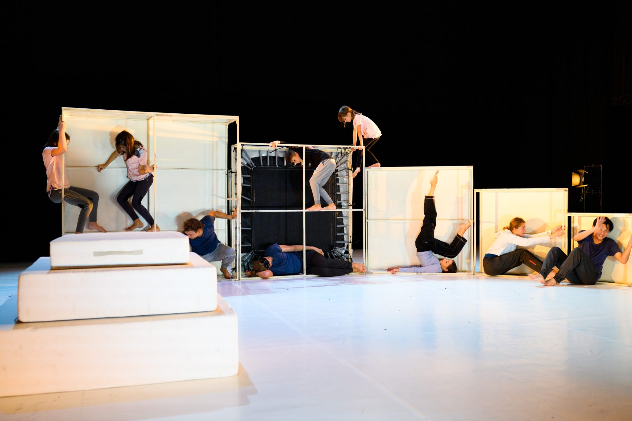 Divadlo Štúdio tanca: Číra radosť (foto B. Konečný)
