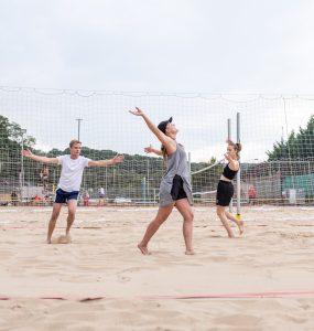 Petra Fornayová: Popoludnie kultúry a športu (foto B. Dolinajová)